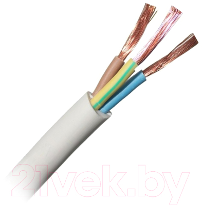 Провод силовой Electraline 11019 ПВС 3x1.5мм А (100м)