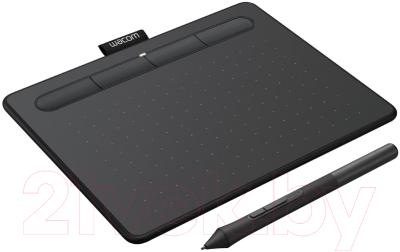 Графический планшет Wacom Intuos S / CTL-4100WLK-N