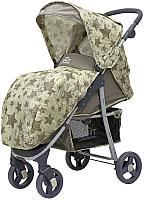 Детская прогулочная коляска Rant Kira Plus / RA055 (Stars Beige) -
