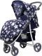 Детская прогулочная коляска Rant Kira / RA055 (Stars Blue) -