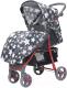 Детская прогулочная коляска Rant Kira Plus / RA055 (Stars Graphite) -