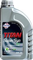 Моторное масло Fuchs Titan Supersyn D1 5W30 / 601425622 (1л) -
