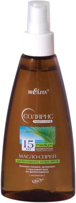 Масло для загара Belita Солярис SPF15 для безопасного загара