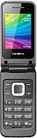 Мобильный телефон Texet TM-204 (антрацит) -