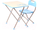 Комплект мебели с детским столом Ника КПР/1 Ретро (голубой) -