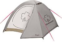 Палатка GREENELL Эльф 2 V3 (коричневый) -