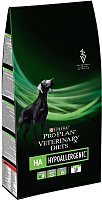Корм для собак Pro Plan Veterinary Diets НА (3кг) -