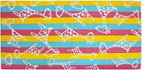 Полотенце Privilea Жирафики / 13с2 (70x140, радужный) -