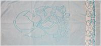 Полотенце Privilea Ангелочек / 9с55 (70x130, бирюзовый) -