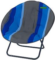 Кресло складное Zagorod К 304 (синий) -