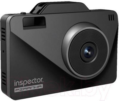 Автомобильный видеорегистратор Inspector Piranha