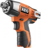 Профессиональный гайковерт AEG Powertools BSS 12 C-0 (4935446702) -
