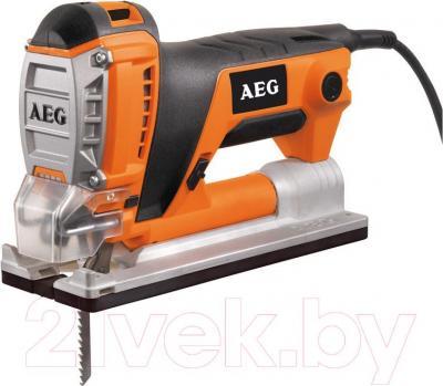 Профессиональный электролобзик AEG Powertools PST 500 X (4935428260) - общий вид