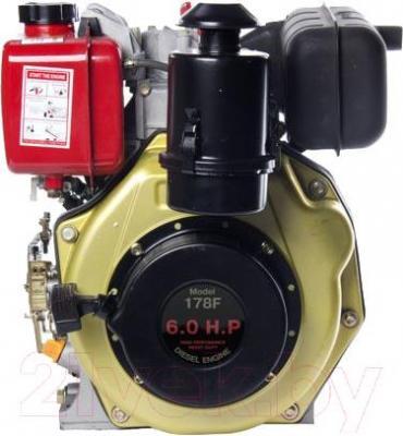 Двигатель дизельный ZigZag SR178F