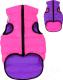 Куртка для животных AiryVest 1627 (M, розовый/фиолетовый) -