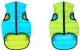 Куртка для животных AiryVest 1630 (M, салатовый/голубой) -