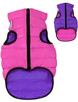 Куртка для животных AiryVest 1611 (S, розовый/фиолетовый) -