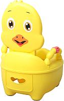 Детский горшок Pituso Цыпленок / 1713 (желтый) -