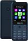 Мобильный телефон Philips Xenium E169 (темно-серый) -