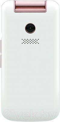 Мобильный телефон Philips Xenium E255 (белый)