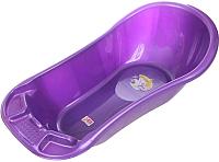 Ванночка детская Dunya Фаворит / 12001 (фиолетовый) -