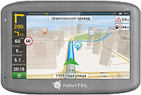 GPS навигатор Navitel E505 Magnetic с ПО Navitel Navigator (+ предустановленный комплект карт) -
