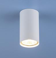 Точечный светильник Elektrostandard 1081 GU10 WH / 5255 -