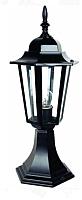 Светильник уличный Camelion 4104 С02 / 3351 (черный) -