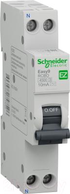 Дифференциальный автомат Schneider Electric Easy9 EZ9D33616