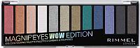 Палетка теней для век Rimmel Magnif'eyes Wow Edition Eye Contouring Palette тон 006 -