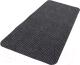Коврик грязезащитный No Brand Proline придверный / 400-006 (серый) -