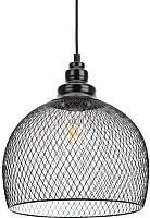 Потолочный светильник ЭРА PL7 BK / Б0037454 -