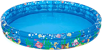 Надувной бассейн Jilong Tropical Fish Pool / JL017022NPF -