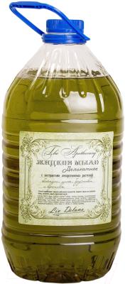 Мыло жидкое Liv Delano Деликатное облепиха липа брусника и крапива (5л)