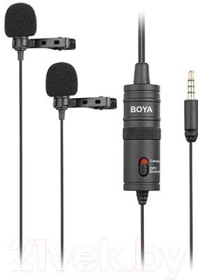 Микрофон BOYA BY-M1DM