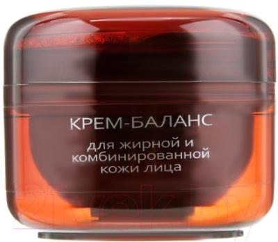 Крем для лица Liv Delano Green Style баланс для жирной и комбинированной кожи лица ночной kora phytocosmetics крем ночной биорегулятор для лица для жирной и комбинированной кожи 50 мл