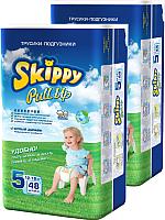 Подгузники-трусики детские Skippy Pull Up 5 (96шт) -