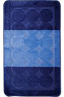 Коврик для ванной Maximus Edremit 2582 (50x80, темно-синий) -