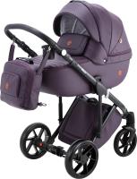 Детская универсальная коляска Adamex Luciano Deluxe 2 в 1 (51S) -