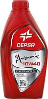 Моторное масло Cepsa Avant Synt 10W40 / 512634190 (1л) -