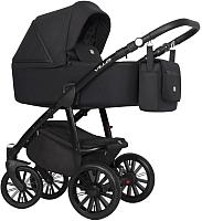 Детская универсальная коляска Riko Villa 3 в 1 (04/Carbon) -