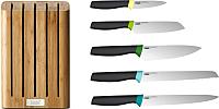 Набор ножей Joseph Joseph Elevate Knives Bamboo 10300 -