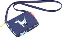 Детская сумка Reisenthel Itbag ABC Friends / JA4066 (голубой) -