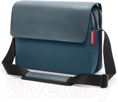 Сумка Reisenthel Courierbag 2 canvas / UU4061 (синий)