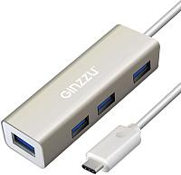 USB-хаб Ginzzu GR-518UB -