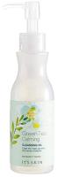 Гидрофильное масло It's Skin Green Tea Calming (145мл) -