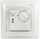 Терморегулятор для теплого пола Rexant RX-308 B / 51-0562 (белый) -