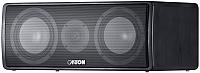 Элемент акустической системы Canton Ergo 655 CM (black speaker) -
