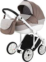 Детская универсальная коляска Adamex Sicilia Deluxe 2 в 1 (49L-A) -