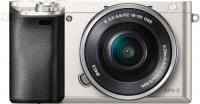 Беззеркальный фотоаппарат Sony ILC-E6000LW -